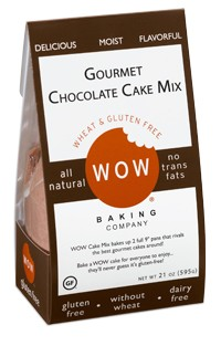 WOW Chocolate Cake Mix