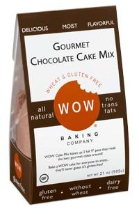 WOW Chocolate Cake Mix