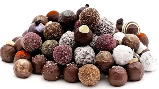 Gluten-Free Chocolates for Valentine's Day