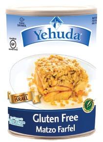 Yehuda Gluten Free Farfel