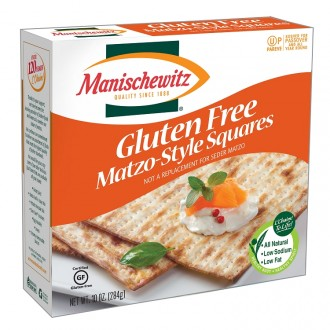 Manischewitz Gluten Free Matzo-Style Squares