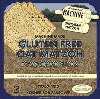 Lakewood Gluten-Free Oat Matzoh