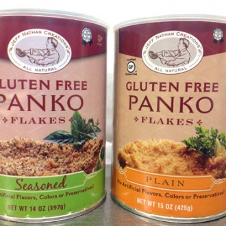 Jeff Nathan's Panko Flakes