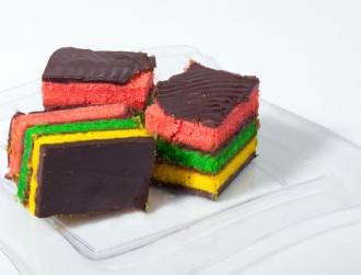 Oberlander's Rainbow Sandwich