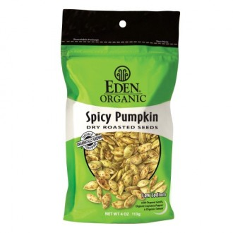 Eden Organic Spicy Pumpkin Seeds