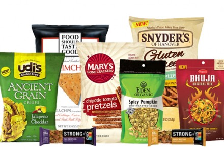 Savory Gluten-free Snacks