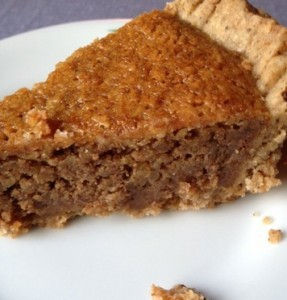 Breads from Anna – Gluten-Free Maple Walnut Tart – Sponsored Recipe