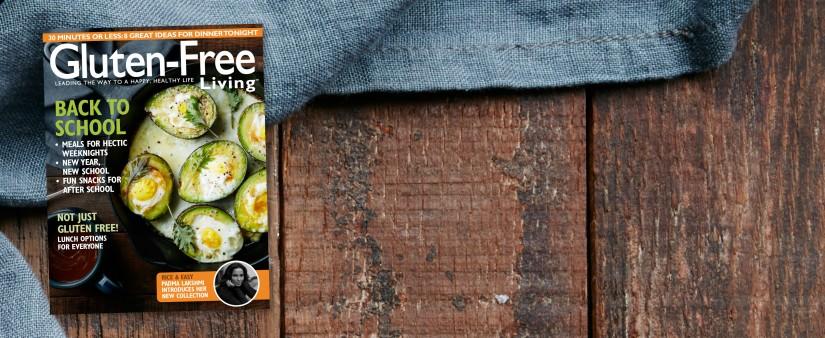 Gluten-Free News from Gluten-Free Living Magazine