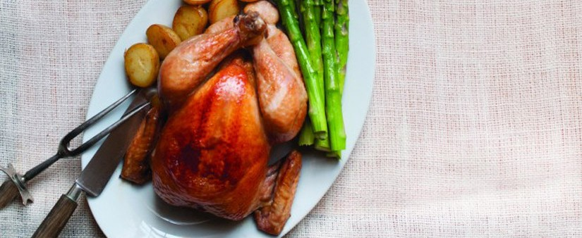 Fuss-Free Roast Chicken