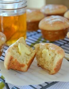 Corn-Free Honey Millet Rolls