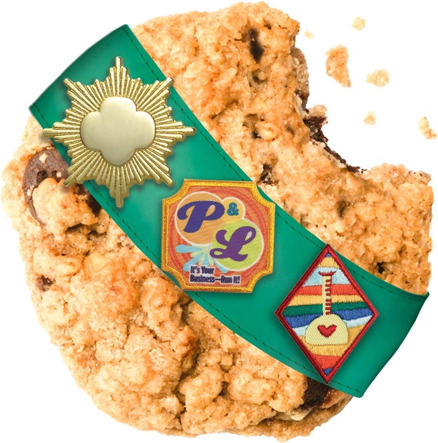 girl scouts go gluten free   gluten free living