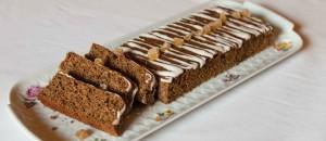 Flax-Gingerbread Loaf