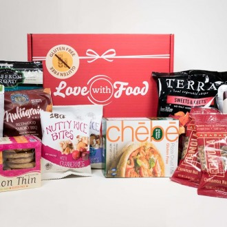 Gluten-Free Snack Box Subscription