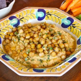 Butternut Squash Hummus from Kristine Kidd