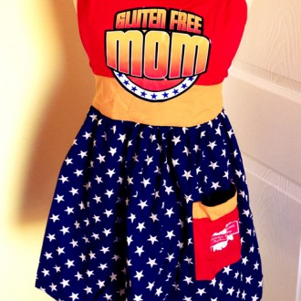 Gluten-Free Mom Apron