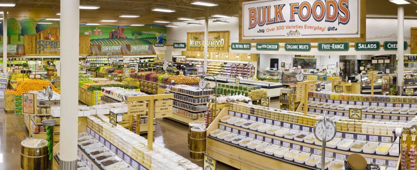 A Super Market for Gluten-Free Shoppers