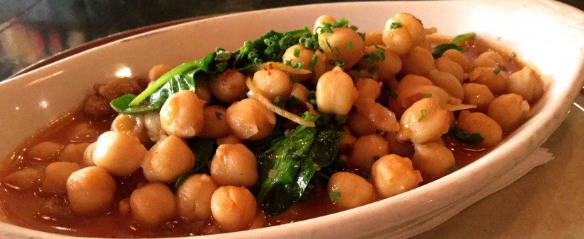Savory Chickpea and Lemon Stew