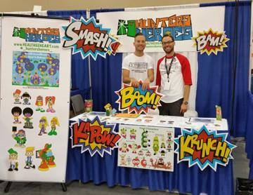 Gluten-Free Kids Get Their Own Superheroes