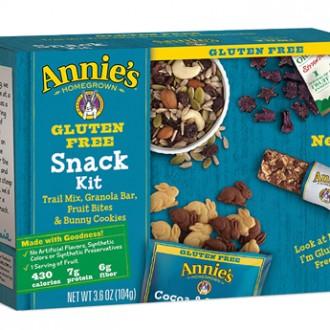 Annie's Gluten-Free Snack Kit