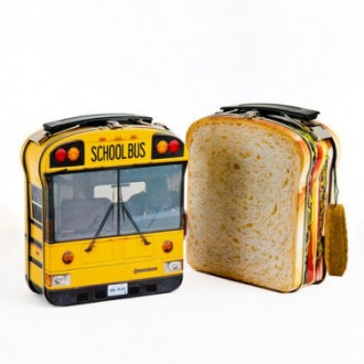 Back-to-School Sandwich  Tin