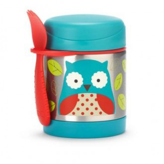 Zoo Insulated Food Jar