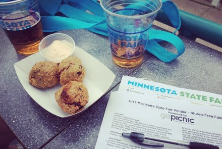 What's Gluten Free at the Minnesota State Fair?