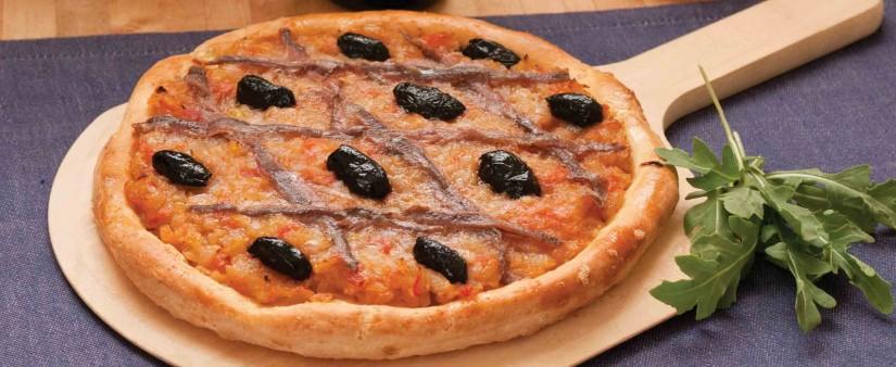 Provençal Pizza (Pissaladière)