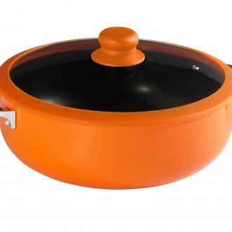 Orange Caldero