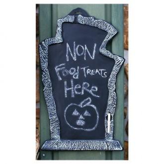 Spooky Chalkboard