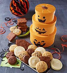 Cheryl's Gluten Free Halloween Gift Tower
