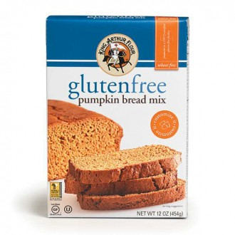 Gluten-Free Pumpkin Bread Mix