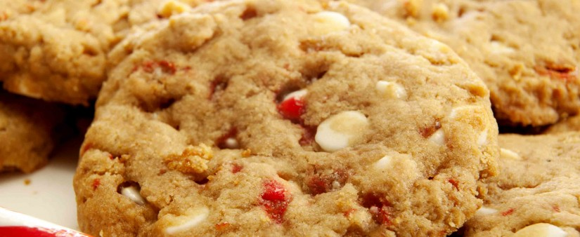 White Chocolate Chip Peppermint Cookies Gluten Free Living