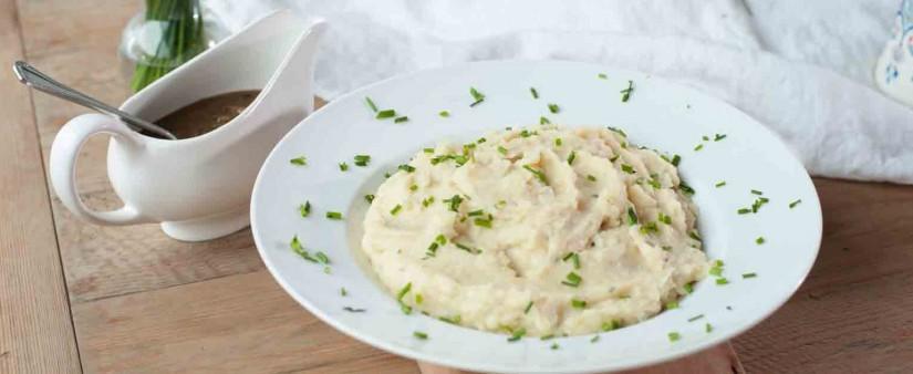 Potato and Parsnip Mash