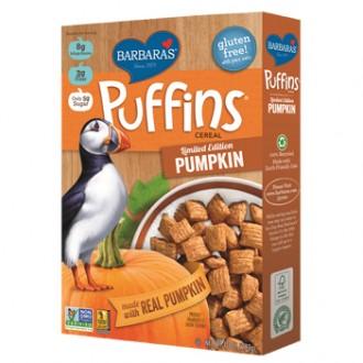 Pumpkin Puffins