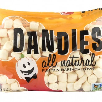 Dandies Vegan Pumpkin Marshmallows