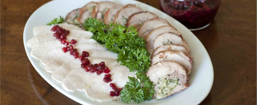 Brined Turkey Breast, Swedish style
