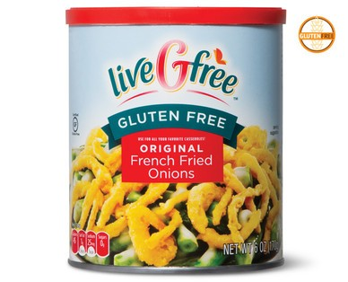 Calling All Green Bean Casserole Lovers: ALDI has Gluten-Free Fried Onions