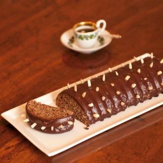 Rehrücken (Saddle of Venison Cake)