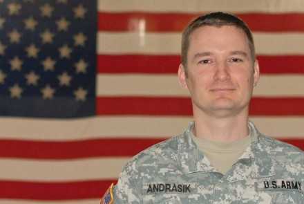 Gluten-Free Soldier in Afghanistan