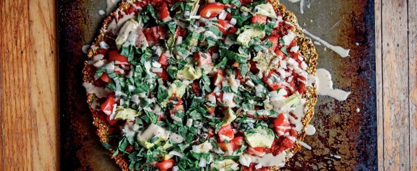 Rawsome Pizza