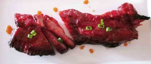 Cantonese Roasted Meat or Chinese BBQ