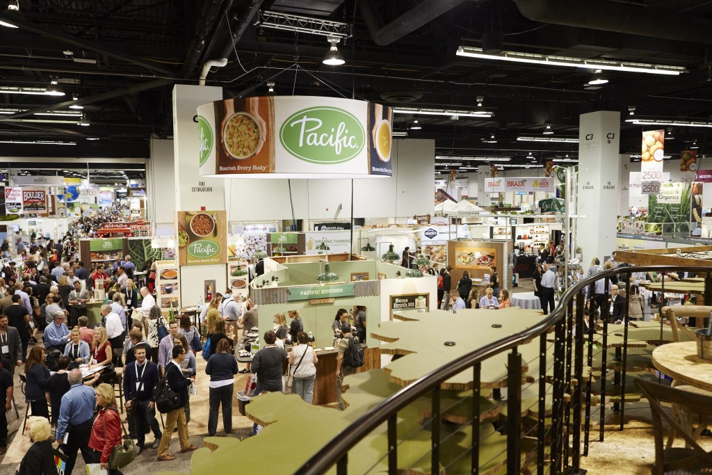 Best Exhibition Booth Design : Trend spotting at expo west gluten free living