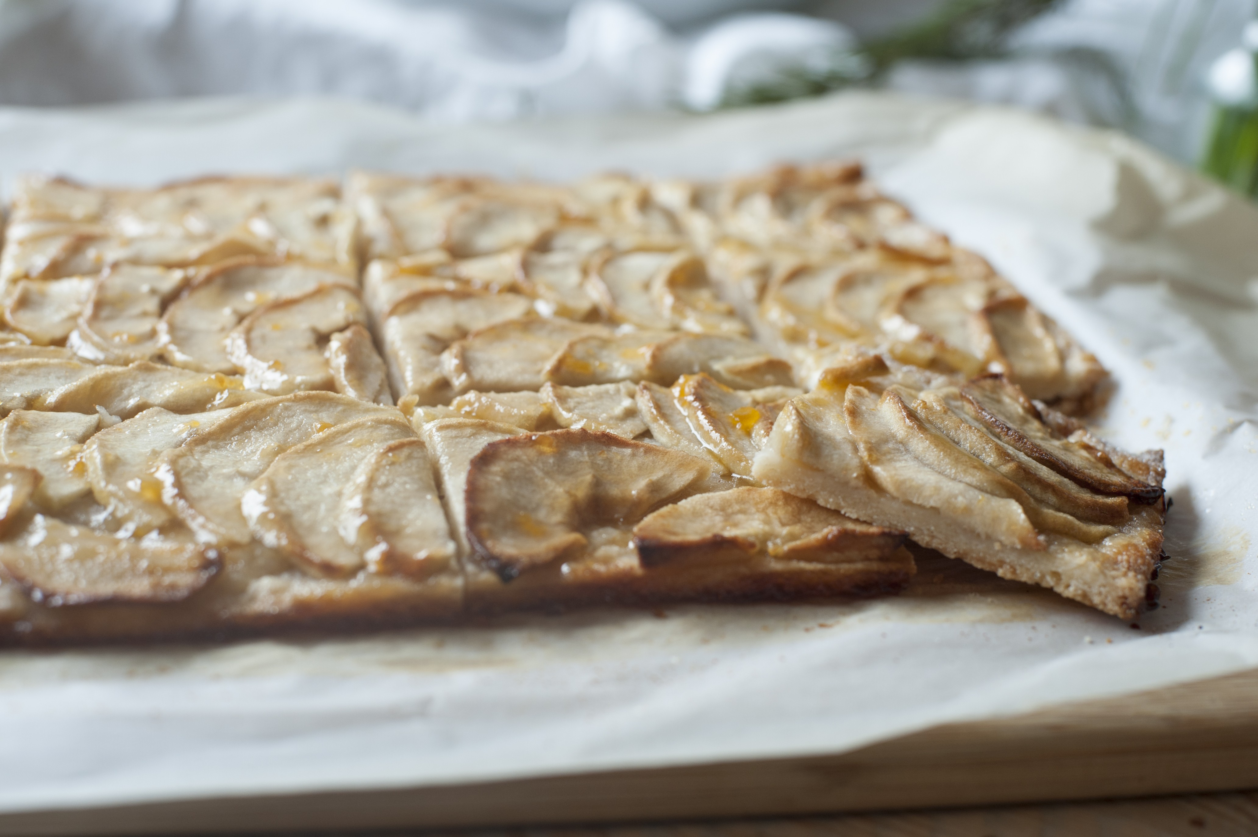 Rustic Apple Tart - Gluten-Free Living