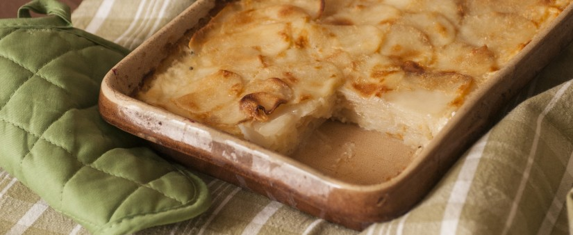 French Potato Gratin