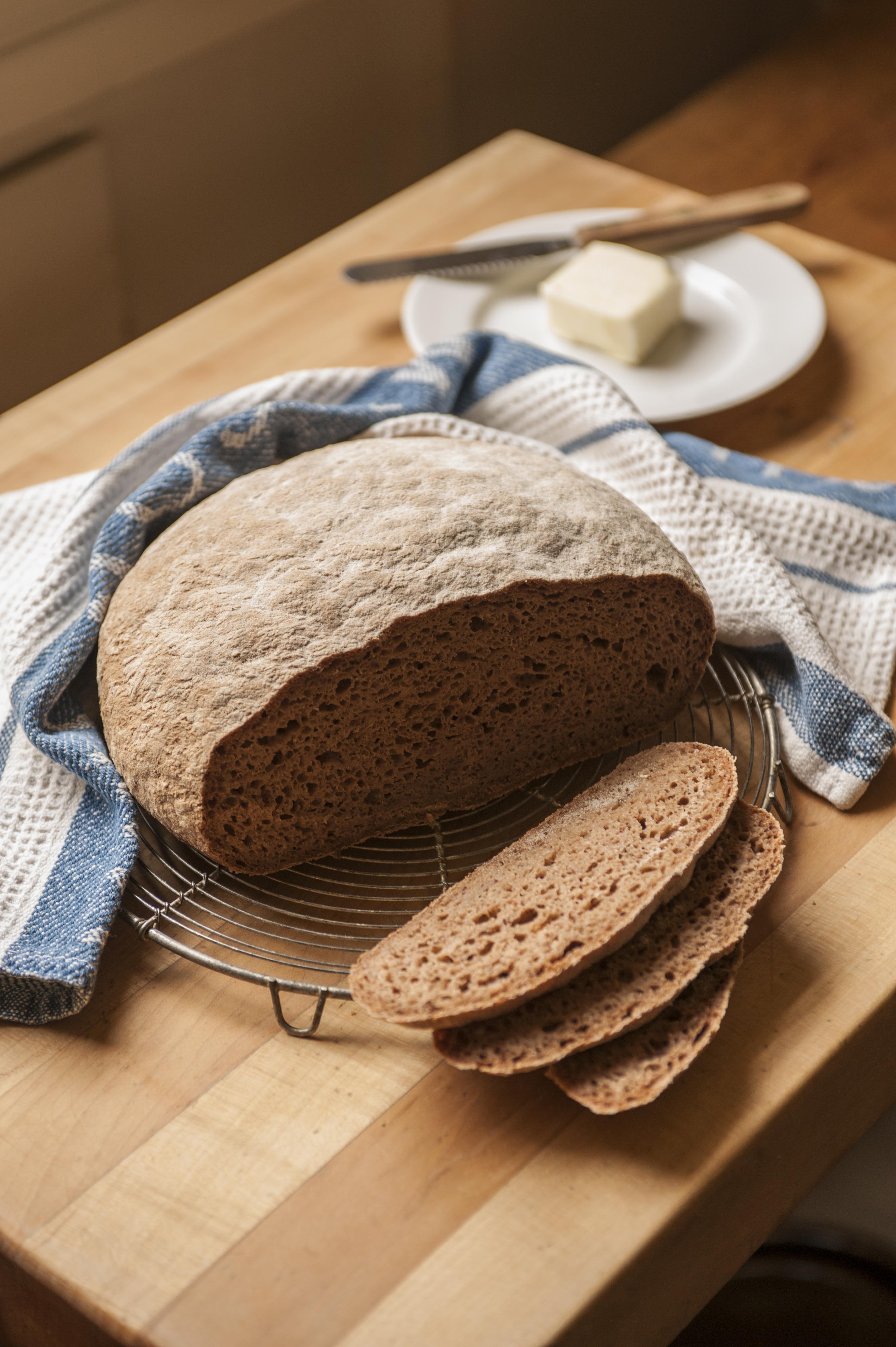 Gluten-Free Rye Bread recipe - Gluten-Free Living