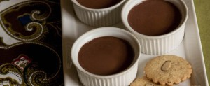 Little Gluten-Free Chocolate Pots