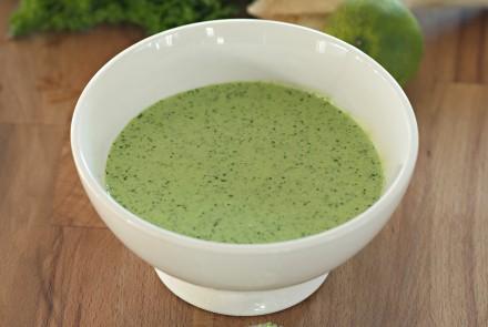 Skinny Gluten-Free Peruvian Green Sauce