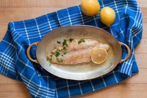 Golden Fish Fillets