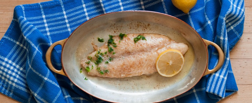 Golden Fish Fillets