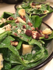 Fall Apple Salad